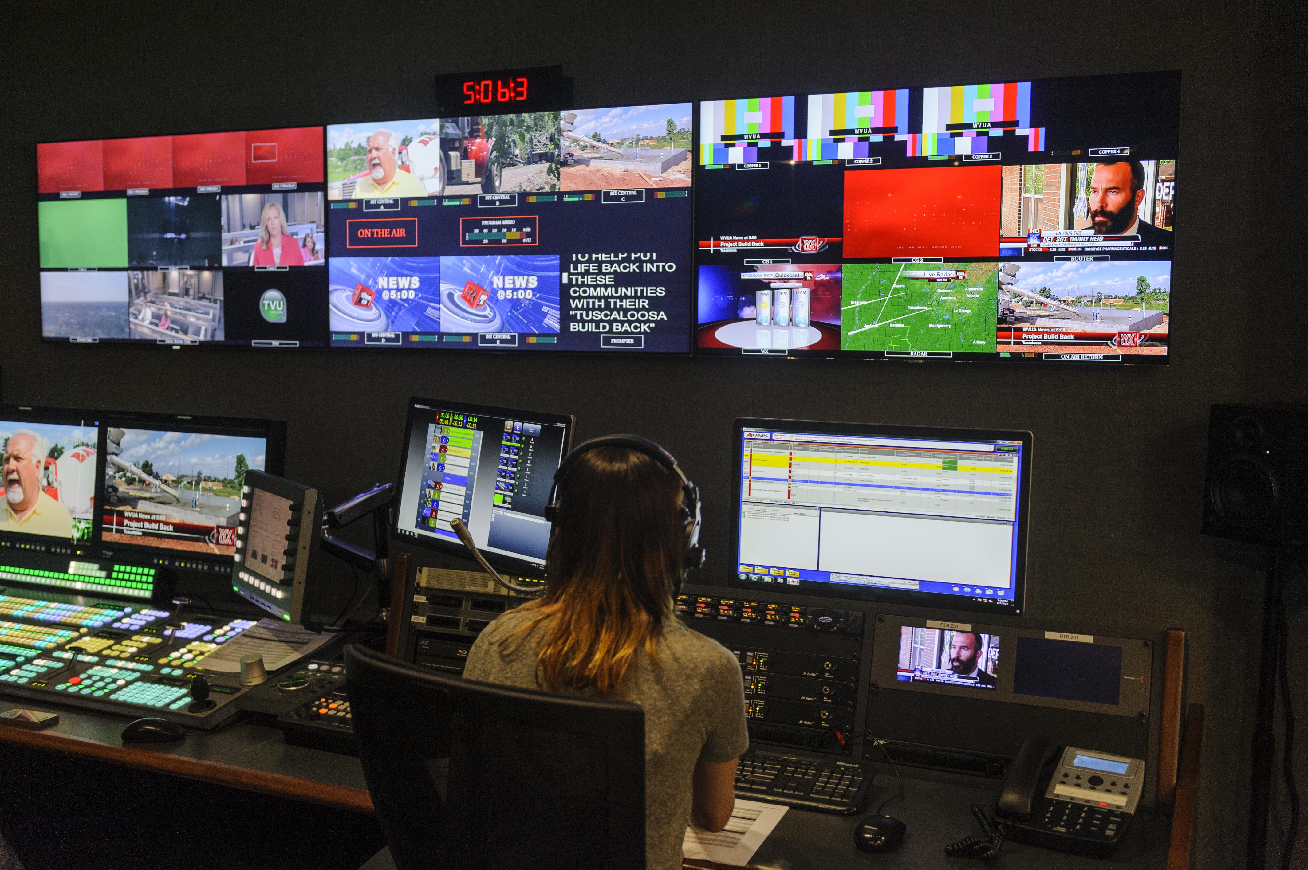 University of Alabama Weather Monitor
