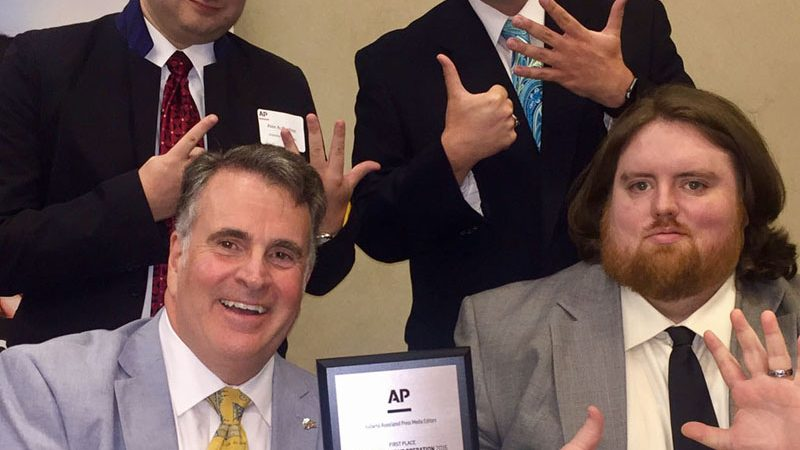 WVUA 23, APR Win Multiple Alabama AP Awards