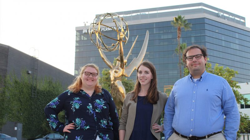 C&IS Places Four Television Academy Interns