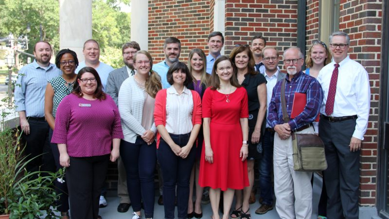 C&IS Welcomes New Faculty