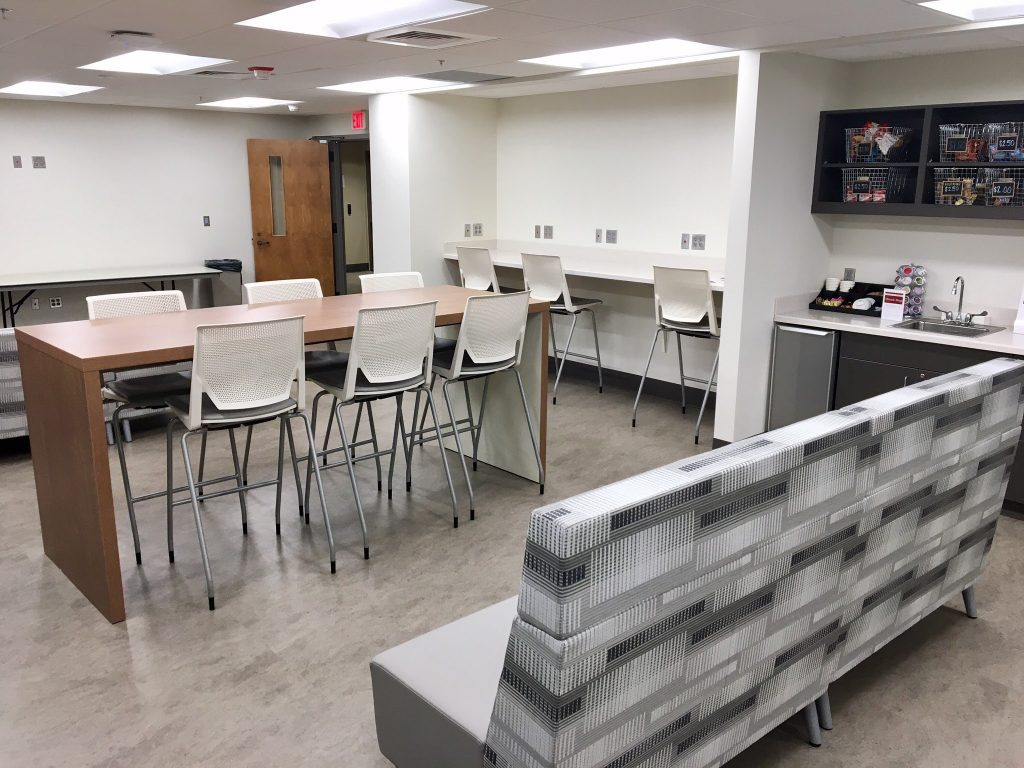 New Student Lounge College Of Communication And Information Sciences The University Of Alabama