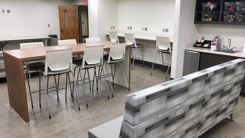 New Student Lounge
