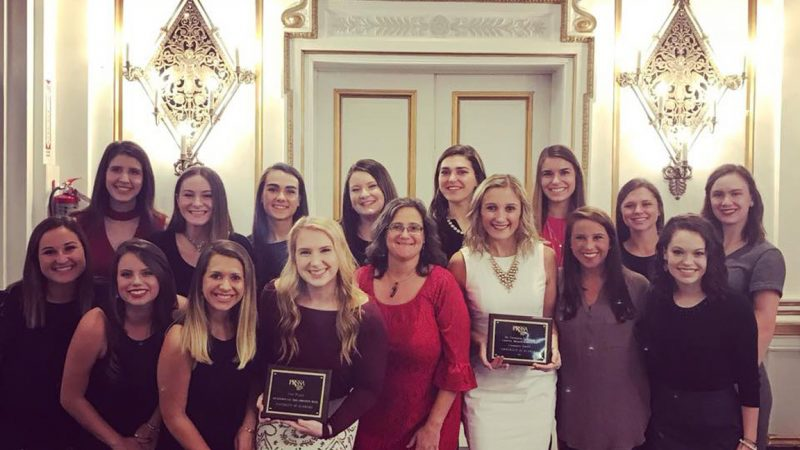 Capstone Agency Wins Best Campaign, Best Tactic at PRSSA National