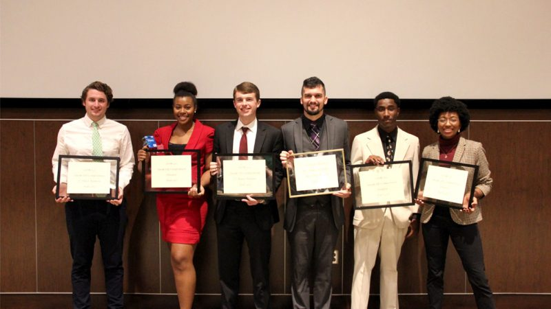 2017 Speak Off Winners Announced