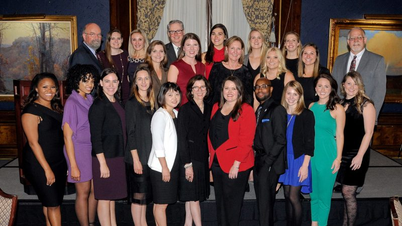 """Plank Center Holds Annual """"Milestones in Mentoring"""" Gala"""