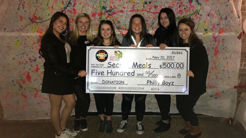 APR Students Raise $135,000 to Feed Hungry Children