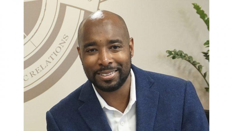 C&IS' Dr. Kenon Brown Speaks at Charley Steiner Symposium on Sports Communication