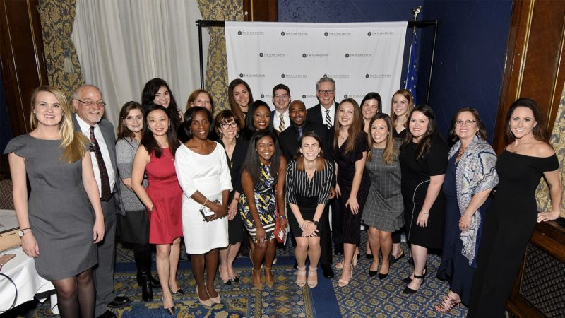Plank Center Celebrates Milestones in Mentoring at 9th Annual Gala