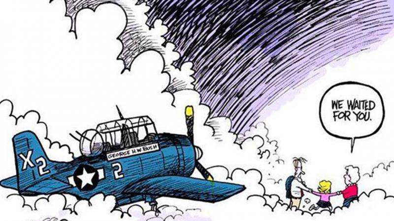 Washington Post Reports on Current JCM Graduate Student's Viral Cartoon