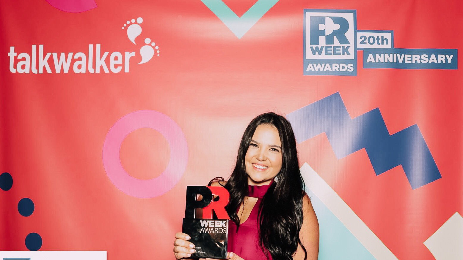 C&IS Senior Alana Doyle is the PRWeek PR Student of the Year