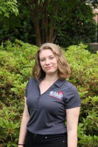 Arianna Wheatley, Senior Communication Studies Major from Huntsville, AL.