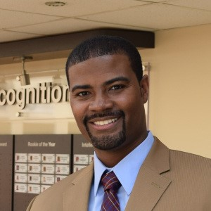 Dr. Damion Waymer, the new Department Chair for Advertising and Public Relations.